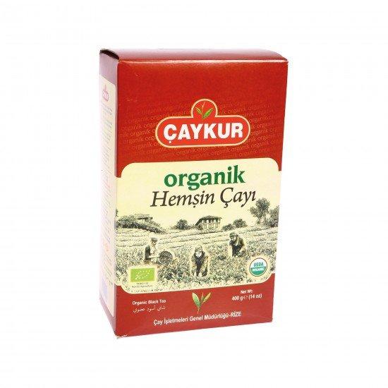 Çaykur Organik Siyah Hemşin Çayı 400 gr