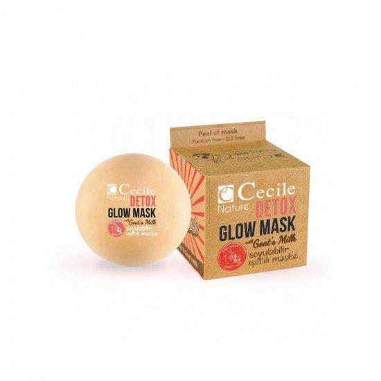 Cecile Nature Detox Glow Maske 45 Ml
