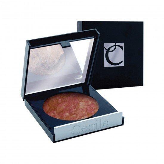 Cecile Işıltılı Allık  Cooked Terracotta 06