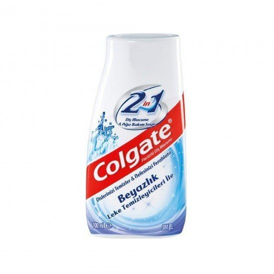Colgate Diş Macunu 2İn1 Beyazlık 100 Ml