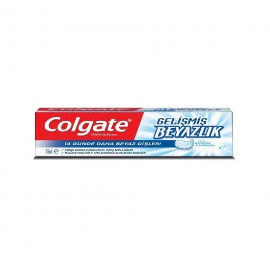Colgate Gelişmiş Beyazlık Beyazlatıcı Diş Macunu 75 ml