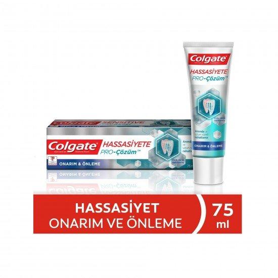 Colgate Hassasiyete Pro Çözüm Onarım ve Önleme Diş Macunu 75 ml