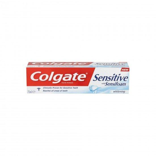 Colgate Sensitive Sensifoam Diş Macunu 75 ML