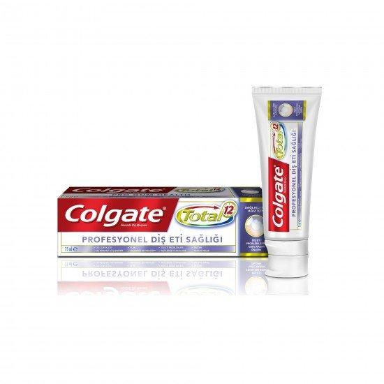 Colgate Total Profesyonel Diş Eti Sağlığı Diş Macunu 75 ml