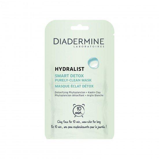 Diadermine Hydralist Smart Detox Maske 8 ML