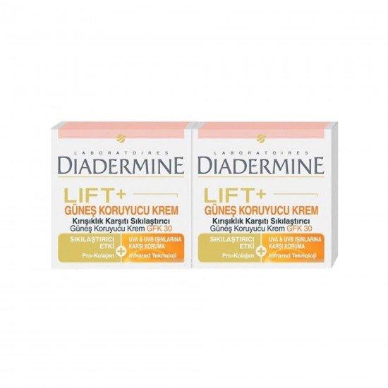 Diadermine Lift+Sun Protect Bakım Kremi 2li 50 ML + 50 ML