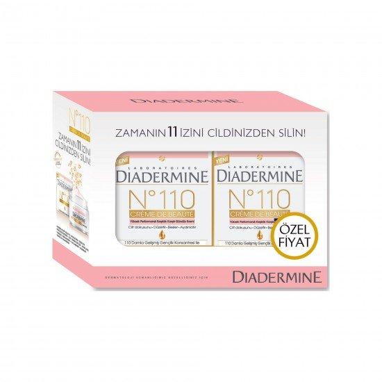 Diadermine No110 2li Gündüz Kremi+Gece Kremi 50 Ml+50 Ml
