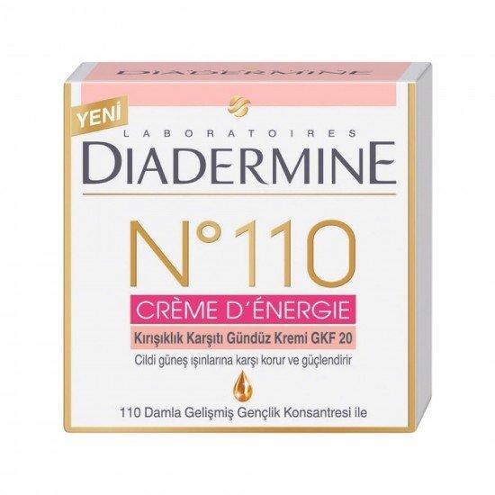Diadermine No110 Creme de Vie Kırışık Karşıtı Gündüz Kremi 50 Ml