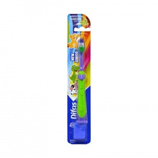 Difaş New Junior Çocuk Diş Fırçası Small