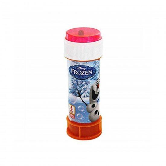 Disney Frozen Baloncuk Sıvısı Köpük Oyuncağı Karakterli 60 ml Tekli