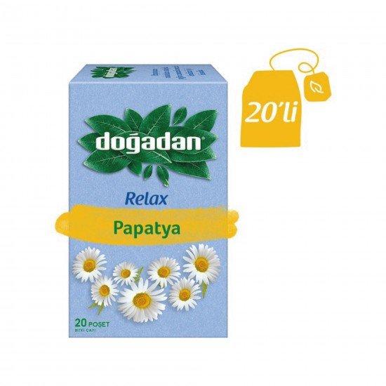 Doğadan Papatya Çayı 20 Lİ