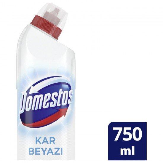 Domestos Yoğun Kıvamlı Çamaşır Suyu Kar Beyazı 810 ml