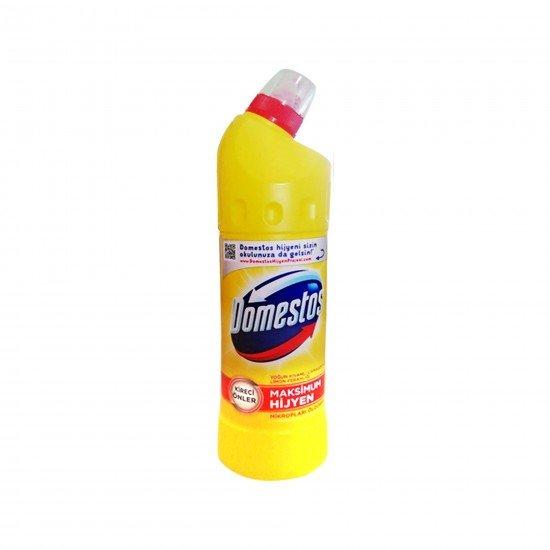 Domestos Yoğun Kıvamlı Çamaşır Suyu Limon Ferahlığı 810 ml