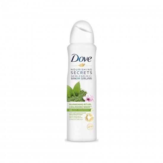 Dove Matcha Kadın Sprey Deodorant 150 ML