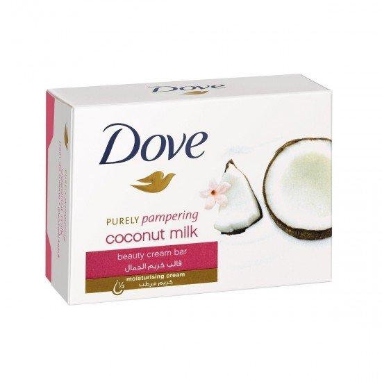 Dove Sabun Coconut Milk 100 Gr