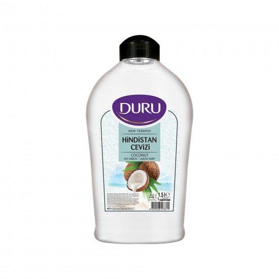 Duru Nem Terapisi Hindistan Cevizli Sıvı Sabun 1.5 LT