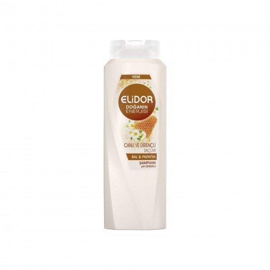 Elidor Canlı & Dirençli Şampuan 500 ML