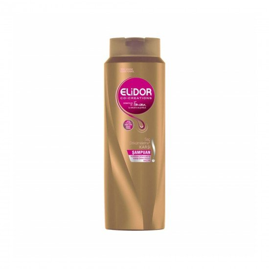 Elidor Saç Dökülmesine Karşı Bakım Saç Bakım Şampuanı 500 ML