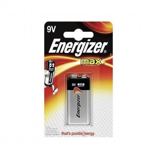 Energizer (D45-0297) Max Base Alkalin 9 Volt Blister