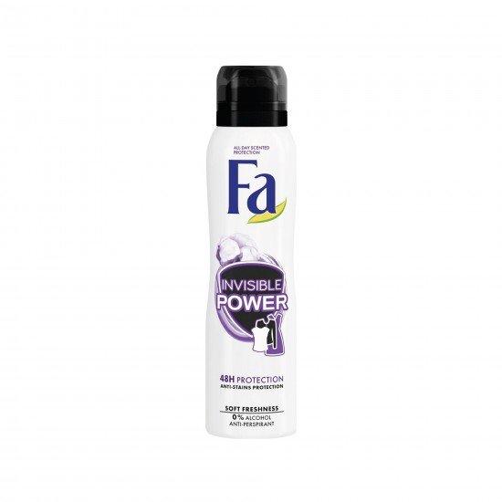Fa Deo Spray FaInvisible Power 150 ML
