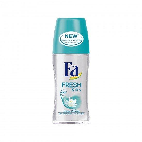 Fa Fresh & Dry Roll-on 50 Ml Bayan