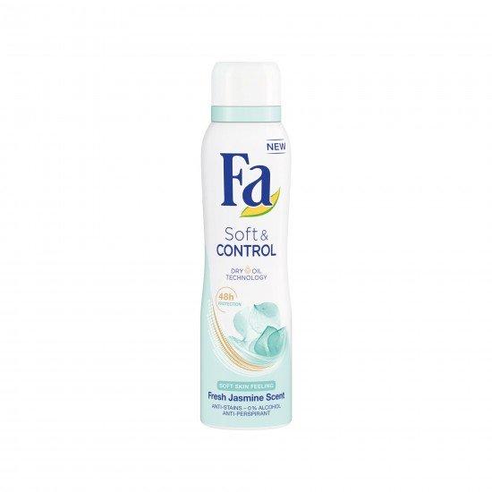 Fa Soft & Control Deosprey Deodorant150 ML