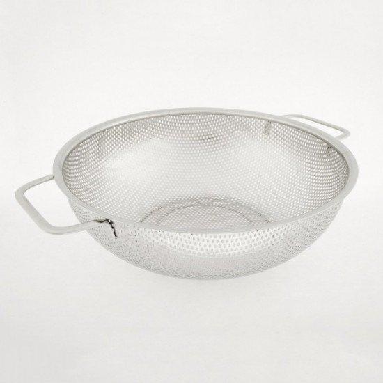 Fame Kitchen Yuvarlak Metal Süzgeç 28.5 Cm