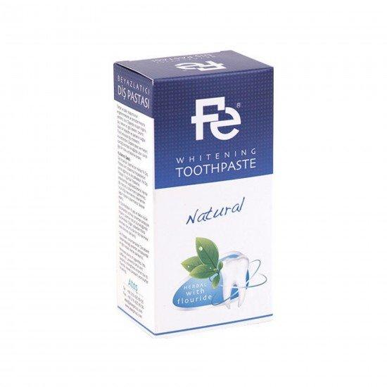 Fe Diş Pastası Natural / Herbal 90 gr