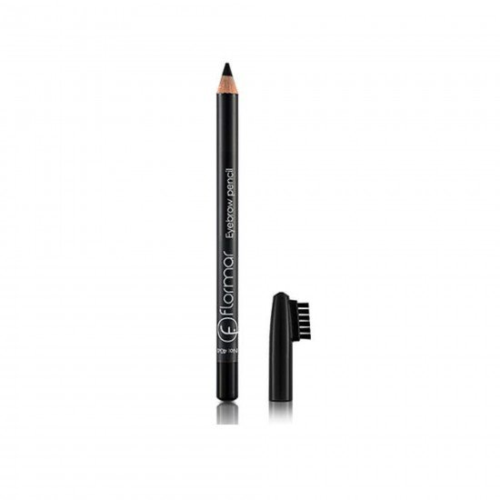 Flormar Siyah Kaş Kalemi - Eyebrow Pencil Black 404