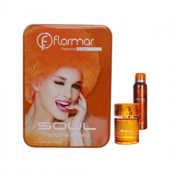 Flormar Soul Kadın Parfümü + Deodorant Hediyeli