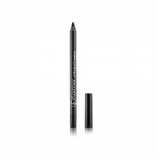 Flormar Ultra Eyeliner Yoğun Siyah Göz Kalemi