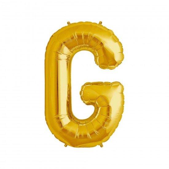 Folyo Balon Harf G Gold 40 İnc 100 Cm