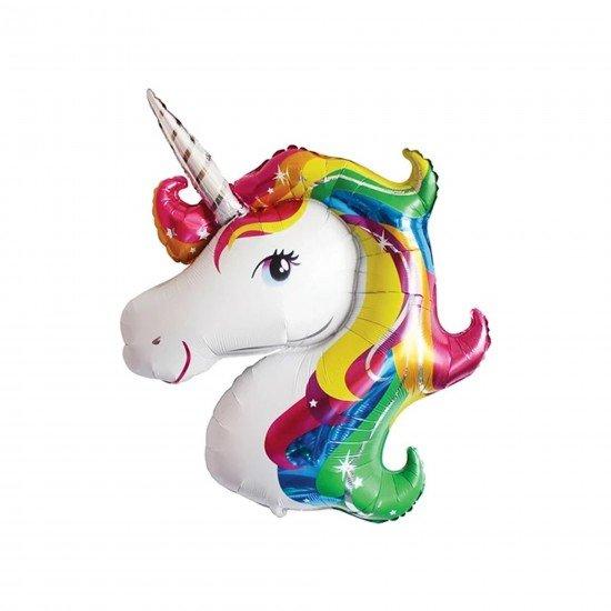 Folyo Balon Unicorn 100 cm