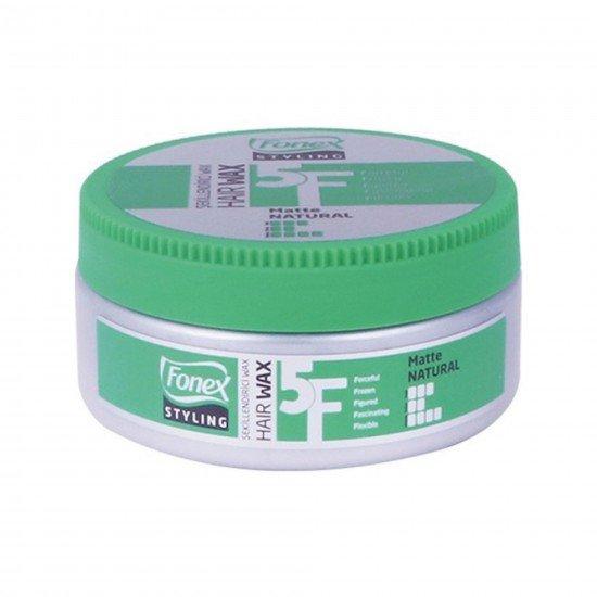 Fonex 5F Wax Matte Naturel 150 ML