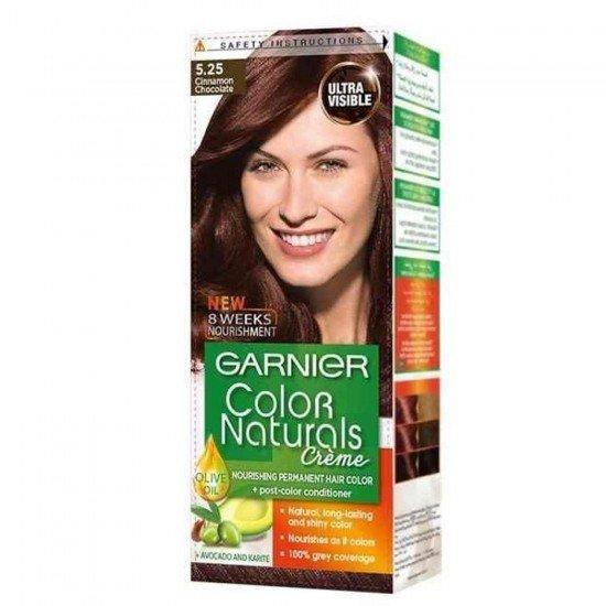 Garnıer Color Naturals 5.25 Sıcak Kahve Saç Boyası