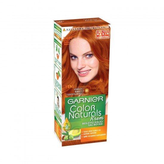 Garnier Color Naturals 7.40 Sultan Bakırı Saç Boyası