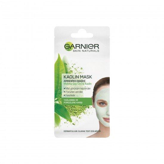 Garnier Skin Naturals Arındırıcı Matcha Çay Maske 8 ML