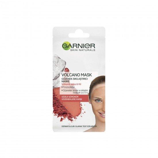 Garnier Skın Naturals Gözenek Sıkılaştırıcı Maske 8 ML
