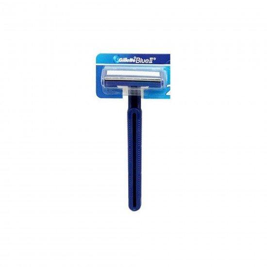 Gillette Blue 2 Kartela Beyaz Bantlı Traş Bıçağı