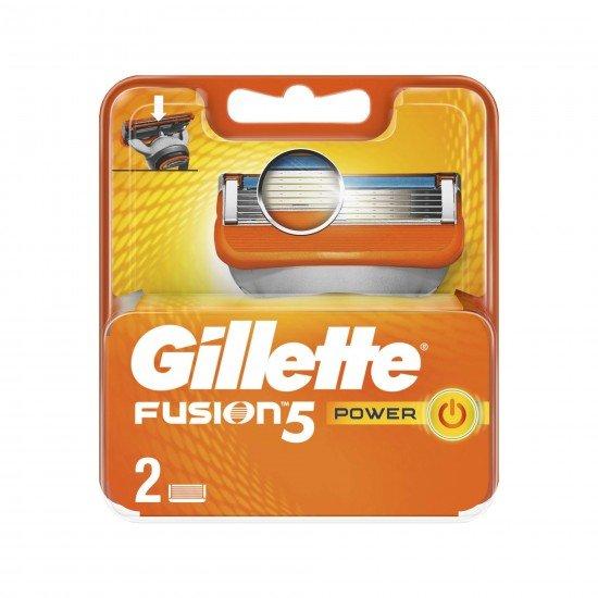 Gillette Fusion Power Yedek Tıraş Bıçağı 2 Lİ