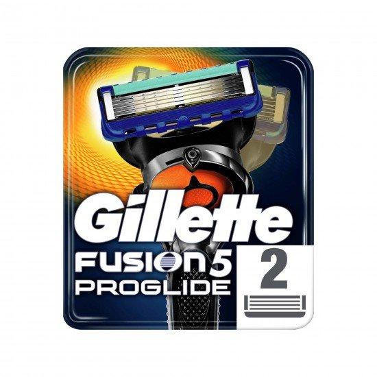 Gillette Fusion ProGlide Yedek Tıraş Bıçağı 2 Lİ