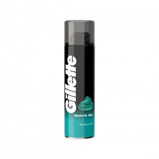 Gillette Tıraş Jeli Hassas 200 Ml