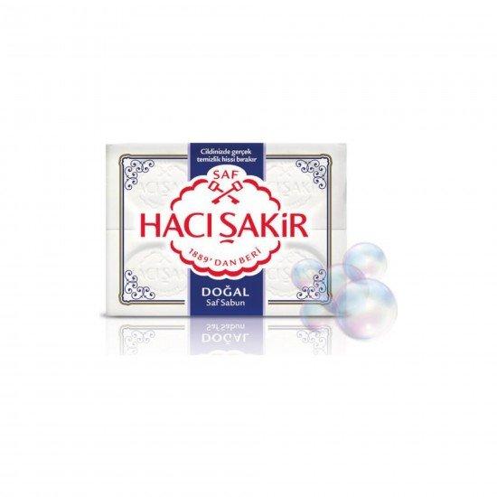Hacı Şakir Banyo Beyaz Sabun 600 GR