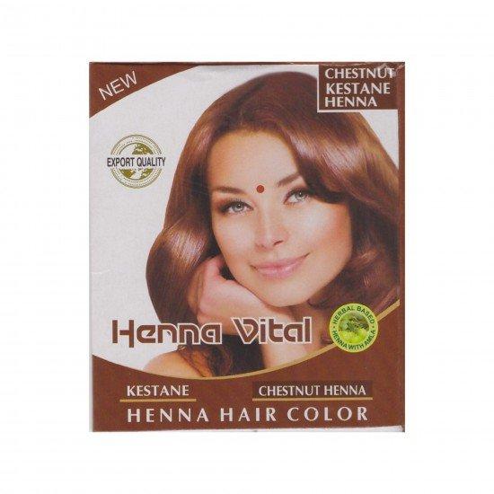 Henna Vital Hint Kınası Kestane