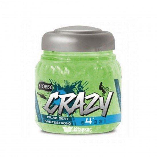Hobby Crazy Sert Jöle Yeşil Kavanoz 150 ML
