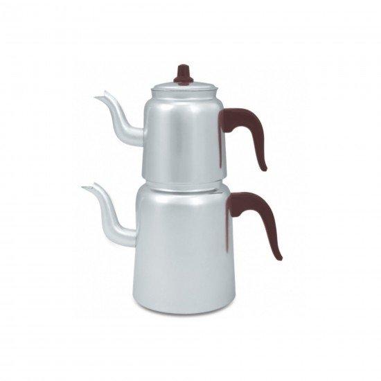 İzgi Aluminyum Çaydanlık Takımı No 4