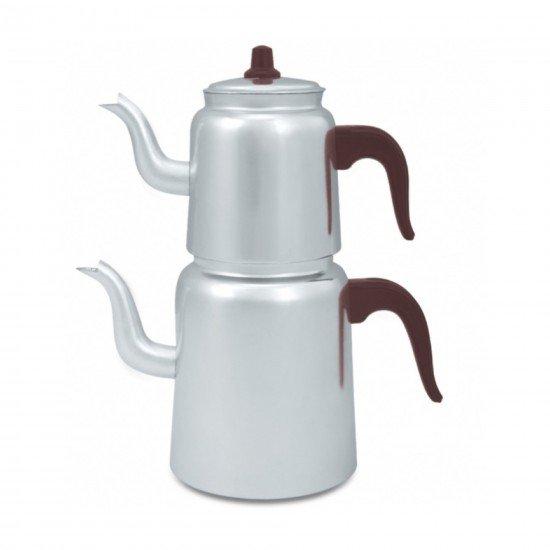 İzgi Aluminyum Çaydanlık Takımı No 6