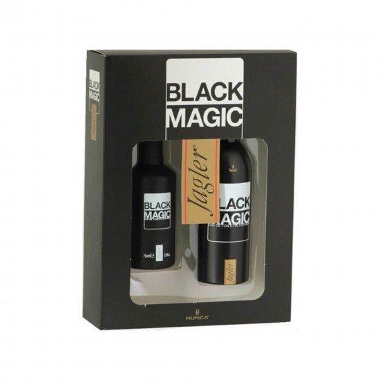 Jagler Black Magic 75 Ml Edt Erkek Parfüm + 125 Ml Deodorant Set