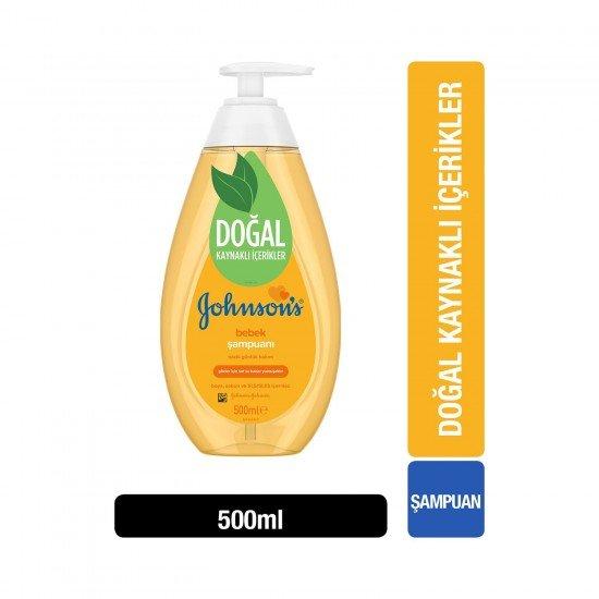 Johnsons Baby Şampuan 500 Ml