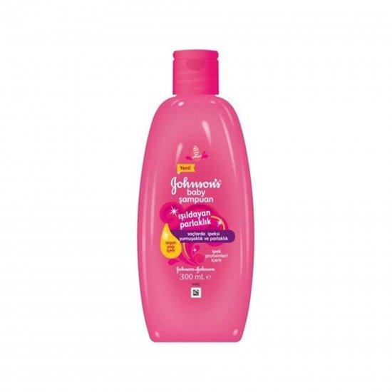 Johnsons Baby Işıldayan Parlaklık Serisi Şampuan 300 Ml
